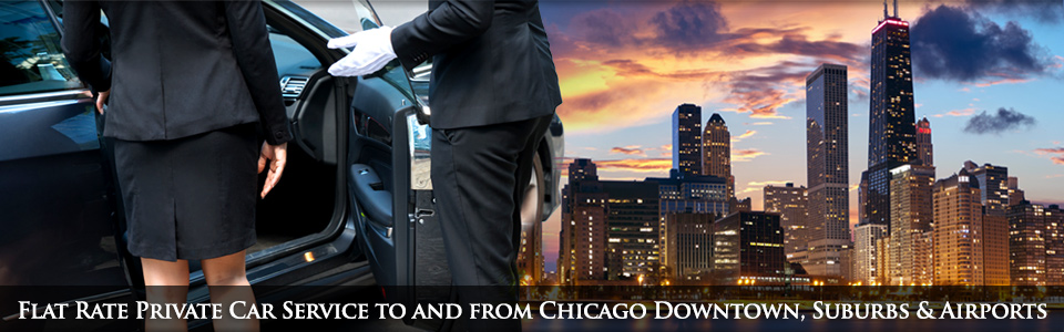 Chauffeur Transportation To Chicago