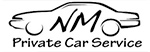NM Private Car Service Inc. Logo